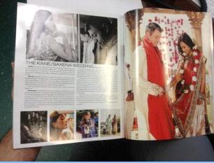 Anita Saxena and Scott Kane Wedding