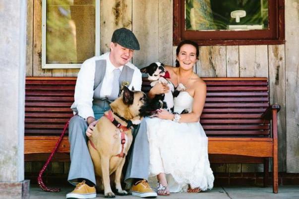 Dog Days of Weddings